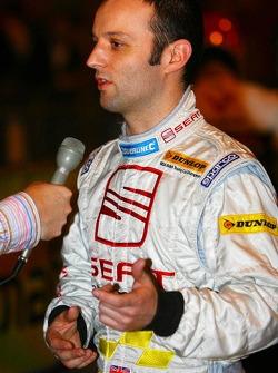 Darren Turner, BTCC Seat Leon Driver