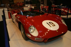 75 Years of Le Mans display: Ferrari 330P