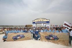 Volkswagen Motorsport team