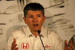 Nick Fry, Chief Executive Officer
