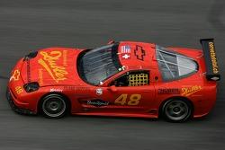 #48 WTF Engineering Corvette: Hans Hauser, Robert Dubler, Ed Magner, Michael DeFontes