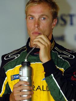 Karl Keindler takes on fluids