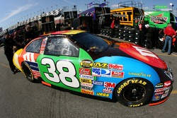 M&Ms Ford is pushed to tech inspection
