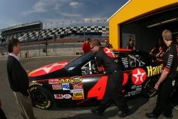 Texaco-Havoline Dodge at tech inspection