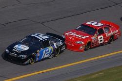 Ryan Newman, Dale Earnhardt Jr.