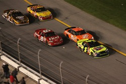 Kyle Busch, Dale Earnhardt Jr., Tony Stewart, Kevin Harvick and Kurt Busch