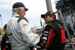 James Hylton and Kyle Petty