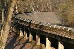 Old track