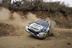 Manfred Stohl and Ilka Minor, OMV Kronos Citroen WRT, Citroen Xsara WRC