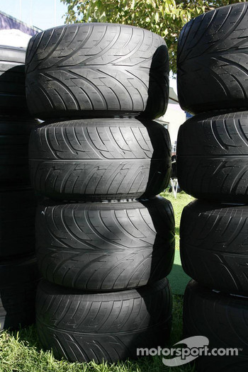 Bridgestone Wet weather tyres