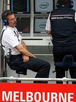 Mario Theissen, BMW Sauber F1 Team, BMW Motorsport Director