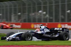 Kazuki Nakajima, Test Driver, Williams F1 Team, FW29
