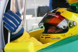 Bruno Junqueira, Driver of A1Team Brazil
