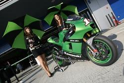 The charming Kawasaki girls