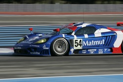 #54 Team Oreca Saleen S7-R: Nicolas Prost, Laurent Groppi, Jean-Philippe Belloc, Nicolas Lapierre