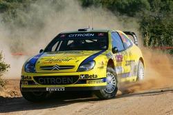 Gianluigi Galli, Giovanni Bernacchini, Citroen Xsara WRC