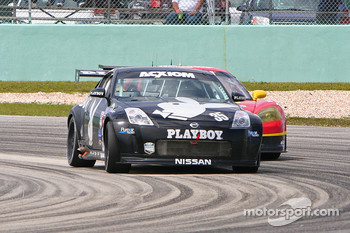 #35 Playboy Racing/ Unitech Nissan 350Z: Tommy Constantine, Mike Borkowski, David Murry