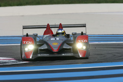 Paul Ricard Audi endurance test