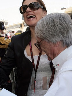 Slavica Ecclestone, Wife to Bernie Ecclestone and Bernie Ecclestone