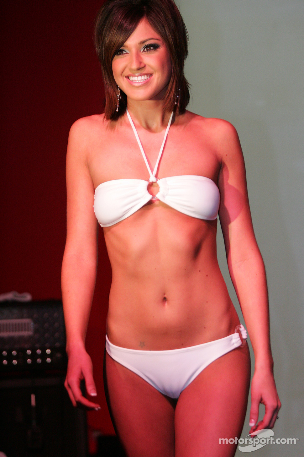 richmond motosports bikini contest