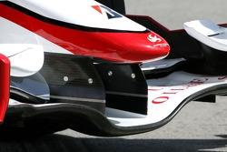 Super Aguri F1 Team front wing