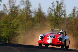 Rolex Vintage, Driver #2 - Dale Erwiin, '58 Porshe 356 Speedste