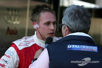 Adam Carroll, TME, talks to DTM fan radio