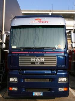 Toro Rosso Transporter