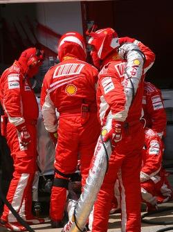 Ferrari re fuelers