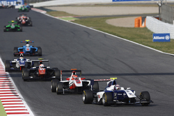 Jann Mardenborough, Carlin and Esteban Ocon, ART Grand Prix