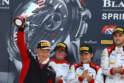 Pierre Dieudonne, team manager Belgian Audi Sport Team WRT