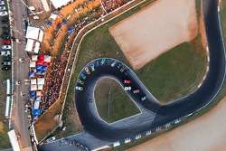 Road Atlanta from above