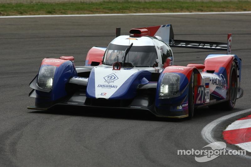 27 SMP Racing BR01 Nissan: Maurizio Mediani, David Markozov, Nicolas ...