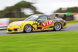 Duvashen Padayachee, Indiran Padayach, Porsche 911 GT3 Cup