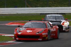 #53 AF Corse Ferrari 458 Italia: Piergiuseppe Perazzini, Enzo Potolicchio, Marco Cioci