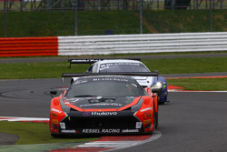 #11 Kessel Racing Ferrari 458 Italia: Michael Broniszewski, Alessandro Bonacini, Michael Lyons