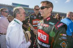 Jack Roush and Greg Biffle, Roush Fenway Racing Ford