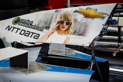 New livery featuring Taylor Swift