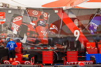 Chip Ganassi Racing team area