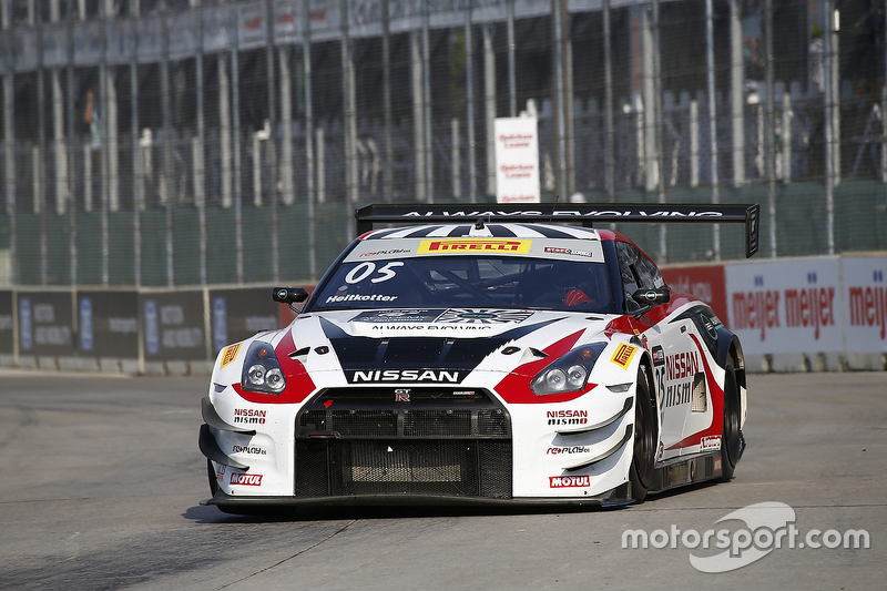 #05 Always Evolving Racing Nissan GT Academy Nissan GT-R-GT 3: Bryan Heitkotter
