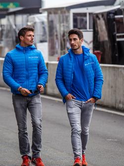 Nelson Panciatici and Paul-Loup Chatin