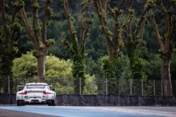 #91 Porsche Team Manthey Porsche 911 RSR: Richard Lietz, Jörg Bergmeister, Michael Christensen, Sven Müller