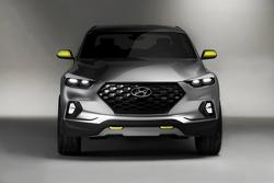Hyundai Santa Cruz Pickup