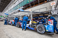 Le Mans June private testing