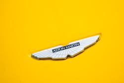 #99 Aston Martin Racing V8 Aston Martin Vantage GTE logo / beeldmerk