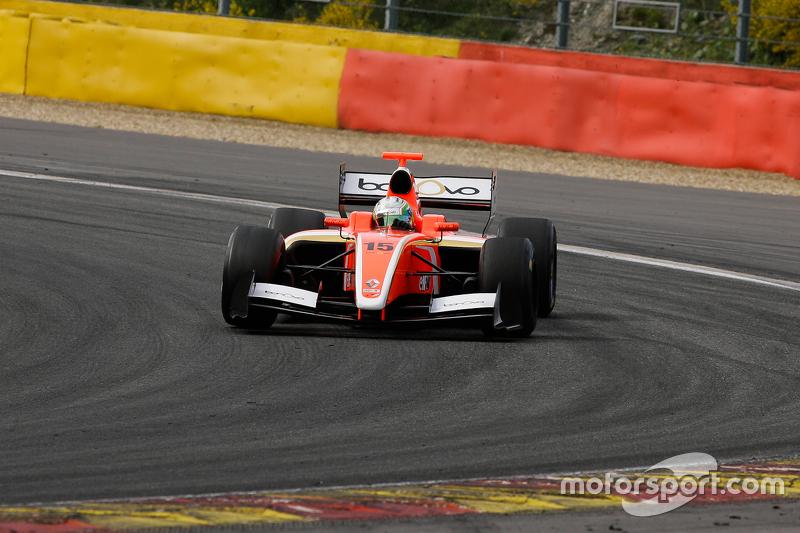#15 Alfonso Celis, AVF