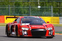 #1 Belgian Audi Club Team WRT Audi R8 LMS Ultra: René Rast, Laurens Vanthoor, Markus Winkelhock