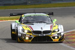 #46 Marc VDS Racing Team BMW Z4: Markus Palttala, Nicky Catsburg