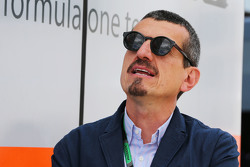 Gunther Steiner, Haas F1 Team Prinicipal