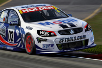 The 25th anniversary Holden Racing Team livery
